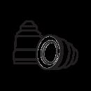 2. Setup lens kit